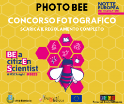 Concorso fotografico PHOTO BEE